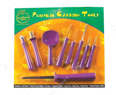 Tool Set Carving 9 Piece