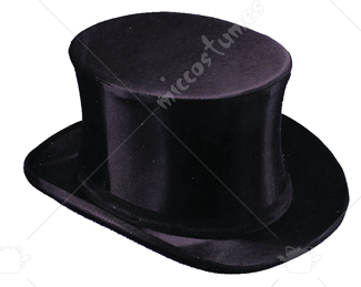 Top Hat N C Black Spec Order