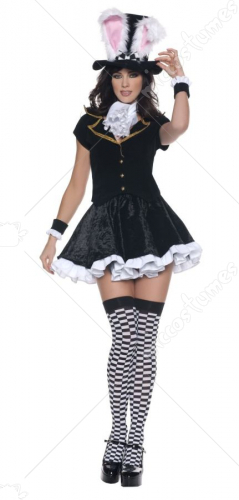 Sexy Totally Mad Hatter Costume