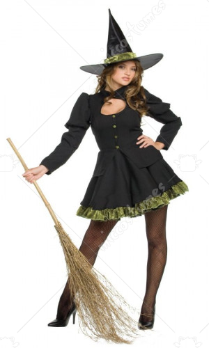 Totally Wicked Adult Costume