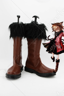 Touhou Project Chen Cosplay Boots