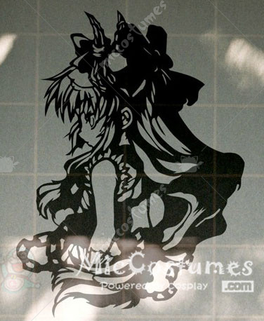 Touhou Project Ibuki Suika Wall Sticker