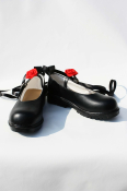 Touhou Project Reimu Hakurei Cosplay Shoes