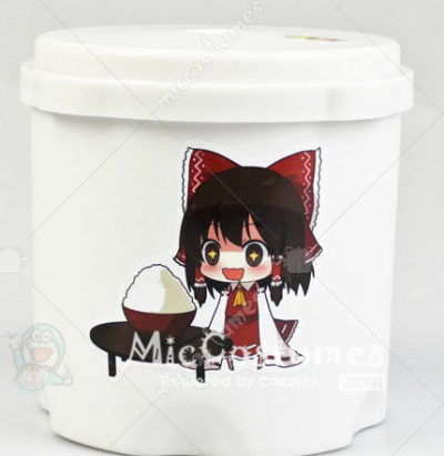 Touhou Project Reimu Hakurei Mini Rice Cooker