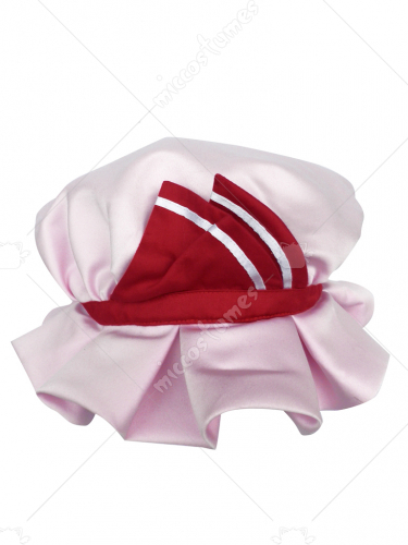 Touhou Project Remilia Scarlet Cosplay Hat