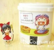 Touhou Project Yuyuko Mini Rice Cooker
