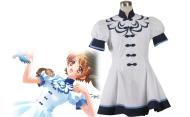 Touka Gettan Girls Summer School Uniform Cosplay Costume