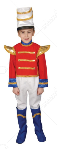 Toy Soldier Child Costume