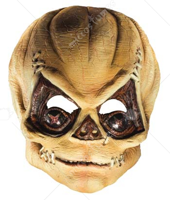 Trick r Treat Sam The Demon Latex Mask