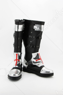 Trinity Blood Abel Nightroad Cosplay Boots