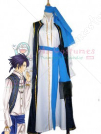 Trinity Blood Radu Barvon Cosplay Costume