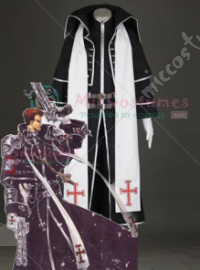 Trinity Blood Tres Iqus Cosplay Costume