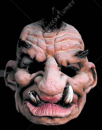Troll Mini Monster Mask