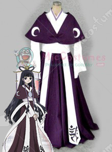 Tsubasa Reservoir Chronicle Tomoyo Cosplay Costume