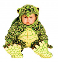 Turtle Plush Infant Costume