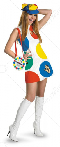 Twister Sassy Female Costume