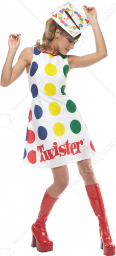 Twister Womens Costume