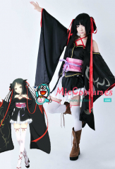 Unbreakable Machine-Doll Yaya Kimono Cosplay Costume