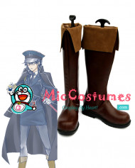 Unlight Evarist Cosplay Boots