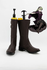 Unlight Evelyn Cosplay Boots