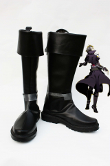 Unlight Grunwald Cosplay Boots