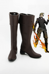 Unlight Riesz Cosplay Boots