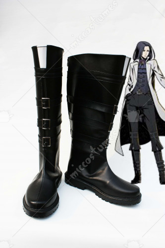 Unlight Walken Cosplay Shoes