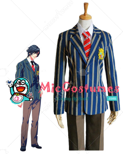 Uta no Prince-sama Saotome Academy Boys School Uniform