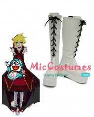 Vocaloid Fate Rebirth Len Cosplay Boots