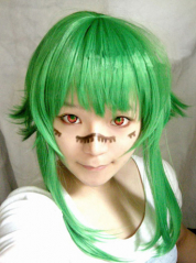 Vocaloid Gumi Russian Doll Cosplay Wig