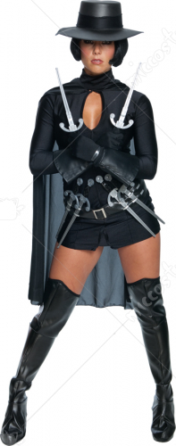 V for Vendetta Adult Sexy Costume