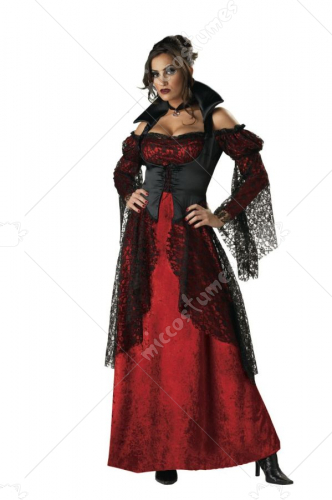 Vampiress Elite Collection Adult Costume
