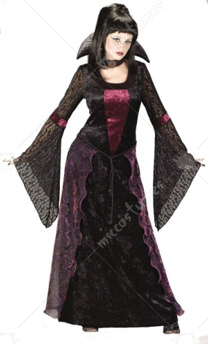 Vamptessa Costume Plus Size