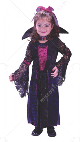 Vamptessa Toddler Costume