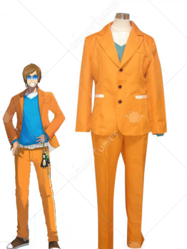 VitaminX Evolution Masaki Sanada Cosplay Costume