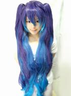 Vocaloid2 Anti The Holic Miku Cosplay Wig