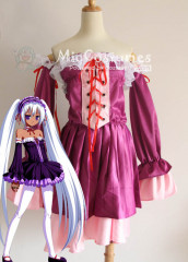 Vocaloid Aku Yamine Cosplay Costume