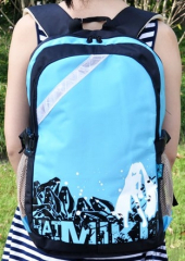 Vocaloid MIKU Stave Print School Bag