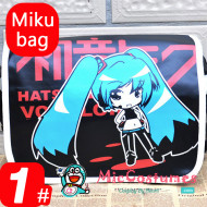 Vocaloid Miku Print Shoulder Bag (two patterns)