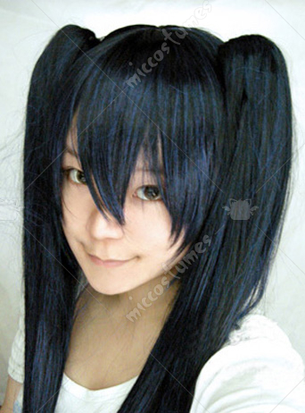 Black Rock Shooter Cosplay Wig