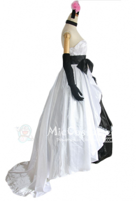 Vocaloid Camellia Luka Cosplay Costume
