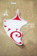 Vocaloid  Circus Len Cosplay Tattoo Sticker