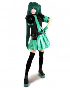 Hatsune Miku love is War Cosplay Costume