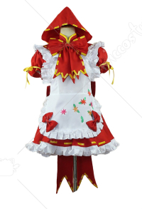 Hatsune Miku Project DIVA2 Cosplay Costume