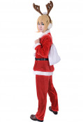 Vocaloid Len Christmas Cosplay Costume