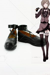 Vocaloid Dead Line Circus Gumi Cosplay Shoes