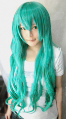 Vocaloid Hatsune Miku Cosplay Wig Simple Style