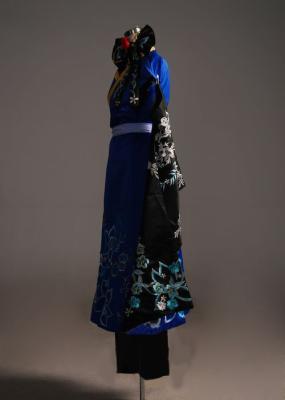 Vocaloid KAITO Setsugetsuka Cosplay Costume