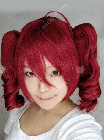 Vocaloid Kasane Teto Cosplay Wig