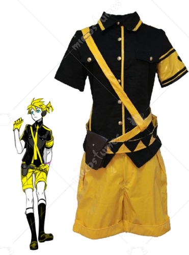 Vocaloid Love is War Len Cosplay Costume
